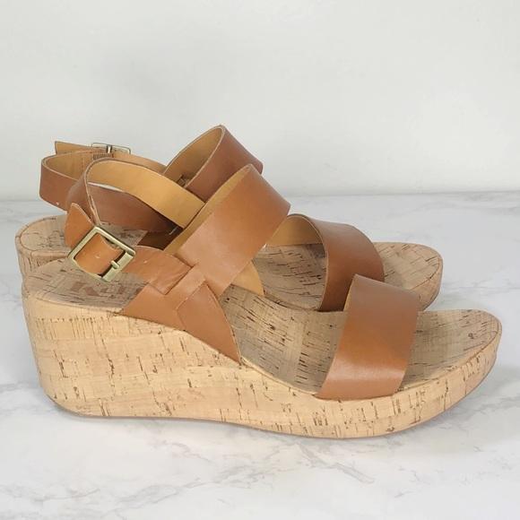 2c2a95cad8f Kork-Ease Shoes - Korks by Kork-Ease Tome Platform Wedge Sandals